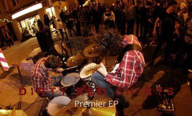 Visueel van project Dirty Red Shirts : Premier EP !