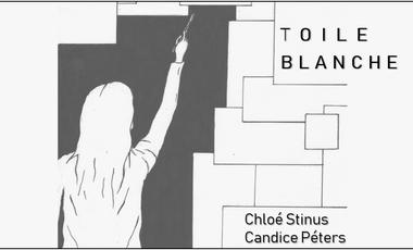 Visuel du projet TOILE BLANCHE court-métrage étudiant