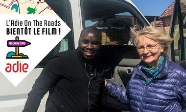 Visuel du projet L'Adie on the Roads!