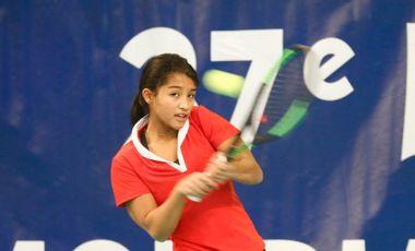 Visueel van project Iantsa, en route vers les Internationaux Juniors de Tennis