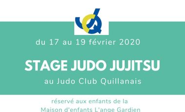 Project visual Stage Judo MECS Ange Gardien