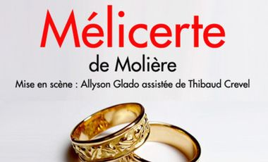 Visueel van project Melicerte de Molière