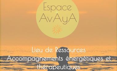 Project visual Espace Avaya, lieu de ressources et d'accompagnements, en milieu rural
