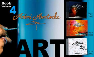Visuel du projet Remi Bertoche Art Volume 4