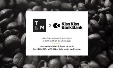 Project visual TERRE DE MARS : Maison de cosmétiques naturels au café