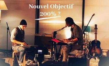 """Visuel du projet OBJECTIF 5000 Euros... Aidez nous a Financer la sortie de notre Album """" Puzzle"""""""