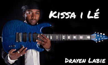 Project visual Drayen Labie - EP Kissa I Lé [jazz rock]