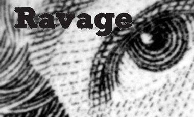 Project visual Ravage Magazine - année 2013-2014