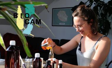 Visueel van project BIOCAM - Boutique de cosmétiques naturels belges