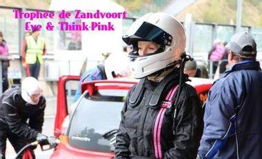 Visueel van project 5h de Zandvoort en C1 - Evelyne François & Think-Pink