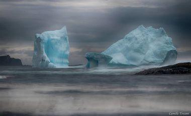 Visuel du projet Canoë-camping dans le grand nord canadien, sons, photos... et violoncelle!