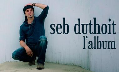 Visuel du projet Seb Duthoit -l'album-