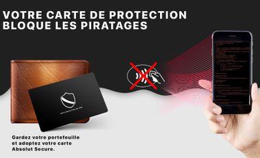 Visueel van project Carte de protection pour votre carte bancaire sans contact