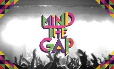Project visual Festival Mind the Gap