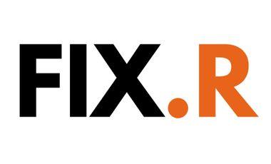 Visueel van project Fixr, rapprochez-vous de l'information !