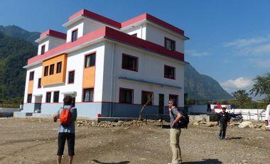 Project visual Projet solidaire au Népal - Un toit sous l'Himalaya