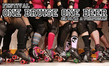Project visual Festival ONE BRUISE ONE BEER