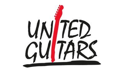 Visueel van project UNITED GUITARS : un projet collaboratif 100% guitare !