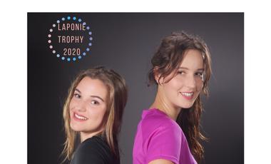 Visueel van project Laponie Trophy - 1er Raid polaire et solidaire 100% féminin
