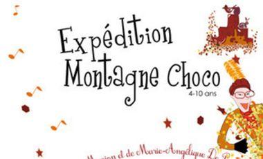 Project visual Expédition Montagne Choco