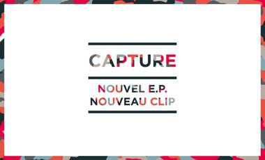 """Visuel du projet CAPTURE : EP """"Communion"""" et Clip"""