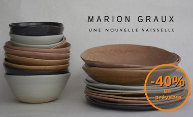 Visueel van project Une nouvelle vaisselle par Marion Graux