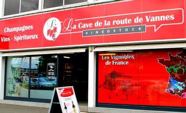 Visueel van project Soutenez Vineostock La Cave de La Route de Vannes