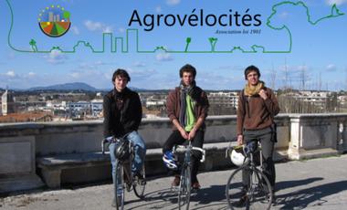 Visuel du projet Agrovélocités : l'agriculture urbaine européenne, à vélo !