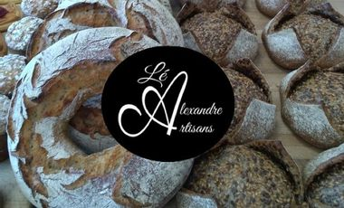 Visuel du projet Soutenez deux jeunes boulangers amoureux du pain qui ouvrent leur Boulangerie !