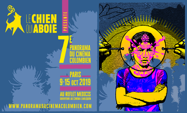 Visueel van project 7e édition du Panorama du Cinéma Colombien - PARIS 2019 !