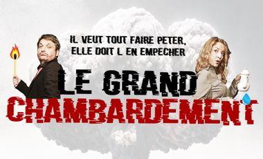 Project visual LE GRAND CHAMBARDEMENT