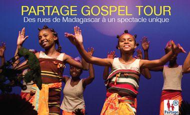 Visuel du projet Collecte terminée - PARTAGE GOSPEL TOUR