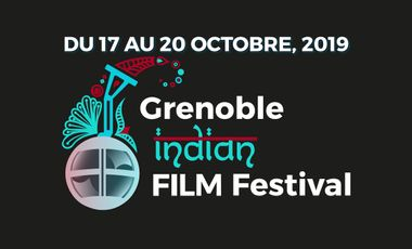 Project visual GRENOBLE INDIAN FILM FESTIVAL 2019 (GIFF)