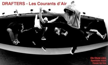 Project visual Drafters  Les Courants d'air