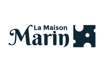 Project visual LA MAISON MARIN - FROMAGERIE CREMERIE