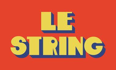 Visuel du projet Le String, fanzine from Pigalle