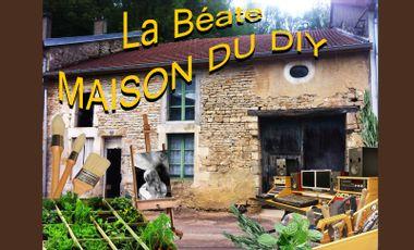 Visuel du projet La Béate / Maison du D.I.Y
