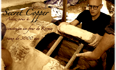 Visueel van project Secret Copper