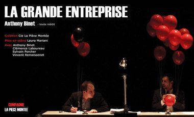 Visueel van project La Grande Entreprise