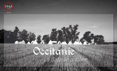 Visueel van project Occitanie : la bataille oubliée