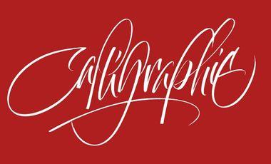 Visueel van project Cours de Calligraphie en Ligne
