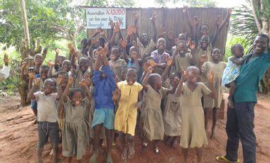 Visuel du projet Des cochons sous le soleil togolais.