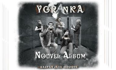 Project visual Nouvel Album d'Ygranka