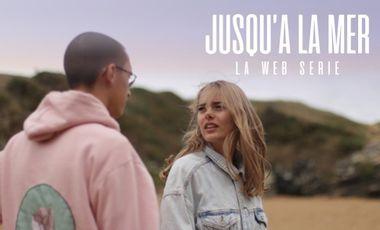 Visueel van project JUSQU'À LA MER - la websérie
