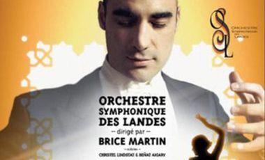 Project visual Le Dvd de l'Orchestre Symphonique des Landes