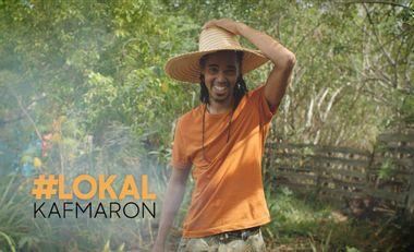 Visuel du projet 1er ALBUM de KAFMARON