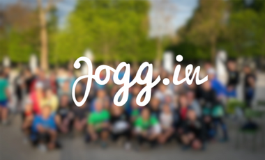 Project visual Jogg.in, Donnons du Sens au Running