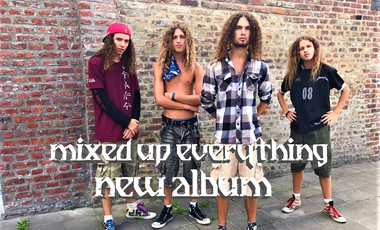 Project visual Mixed Up Everything - New Album!