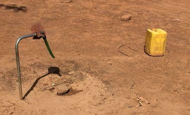 Project visual Améliorer l'accès à l'eau potable au Burkina Faso