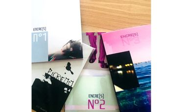 Project visual Revue Encre[s], saison #2